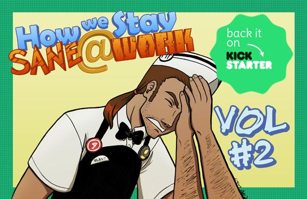 Vol 2 Kickstarter Live!